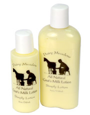 Lotion Unscented ~ 2 oz.
